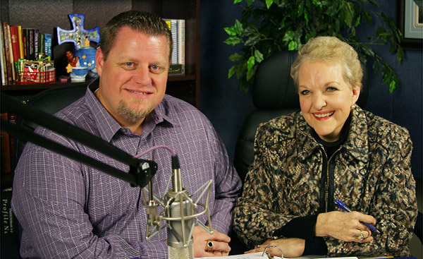 June Hunt and Rich Hoopper of Hope In The Night Late Night Radio