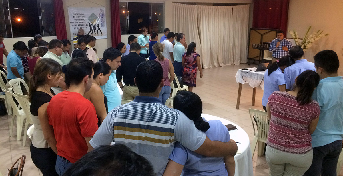 Hope For The Heart International Ministry in Bolivia