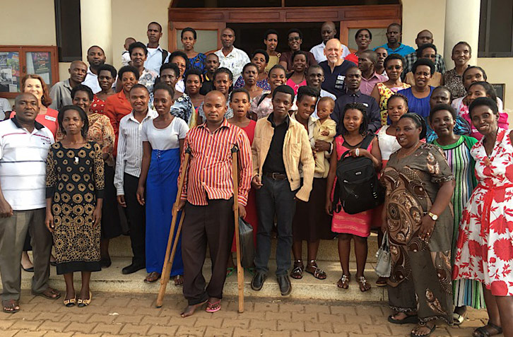 Hope For The Heart International Ministry in Rwanda