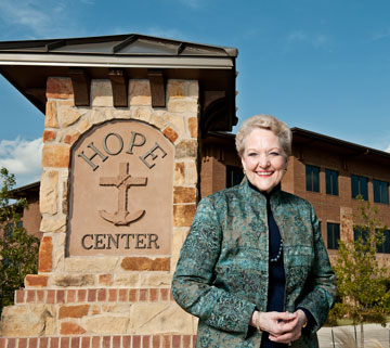 June Hunt at The Hope Center