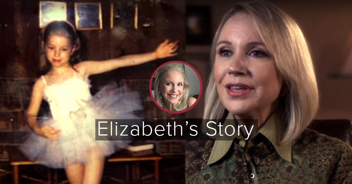 Listen to Elizabeth's Story…