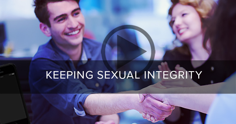 Keeping Sexual Integrity