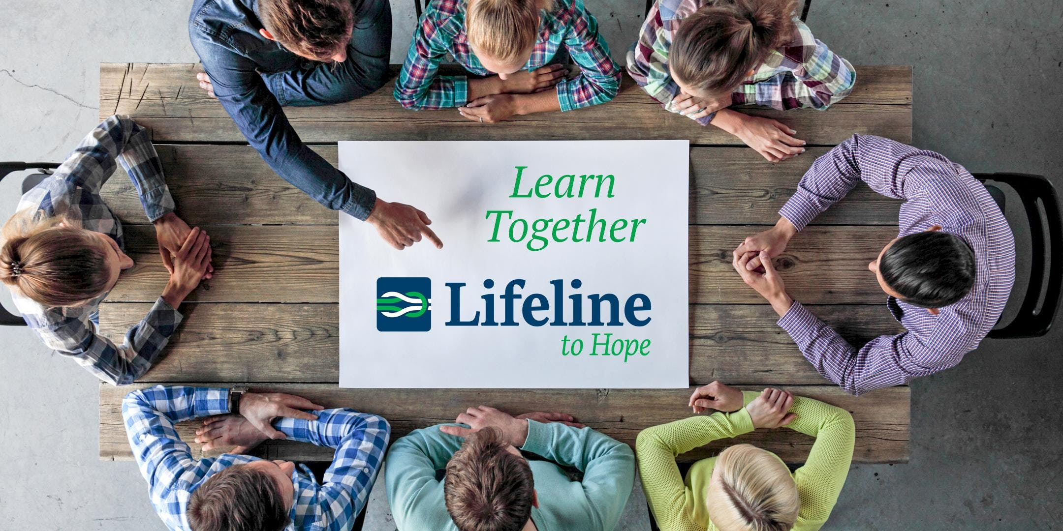 Lifeline to Hope 11-Week Course