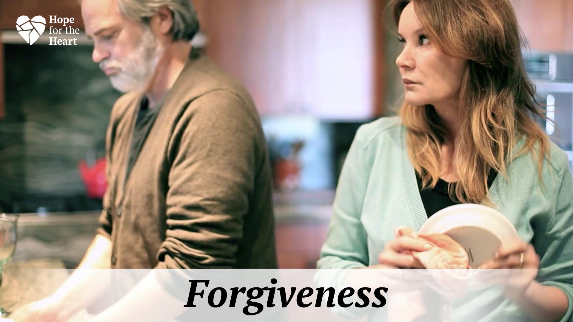 The Choice to Forgive