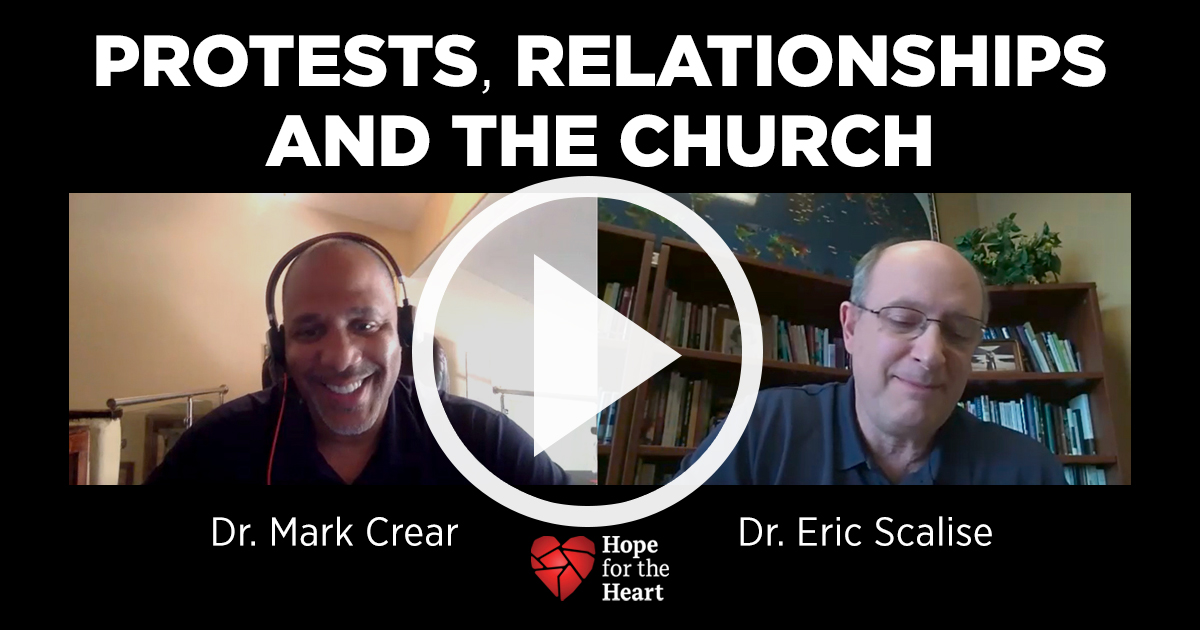 Protests, Relationships and the Church