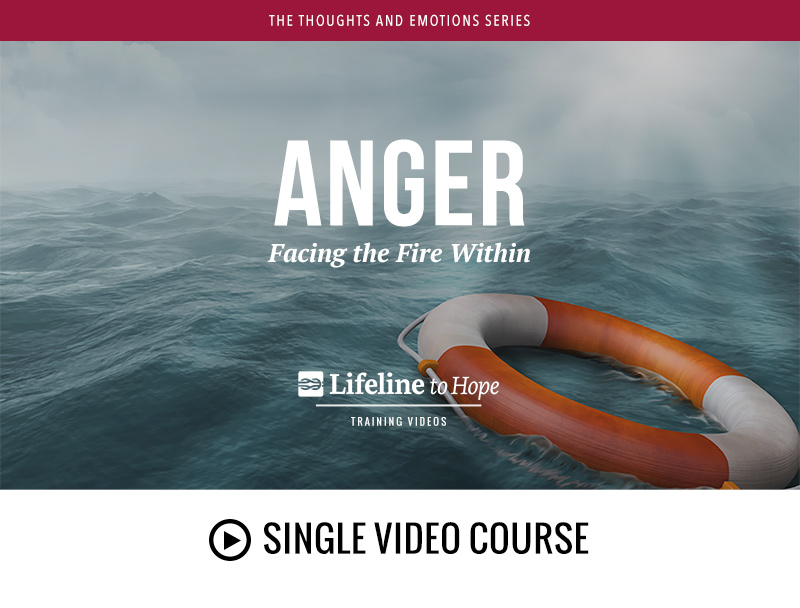 Anger - single video course