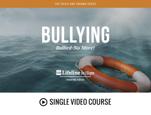 Bullying - single video course