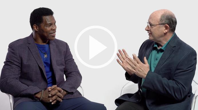 Herschel Walker Interview
