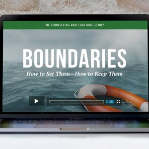 Boundaries Video Course