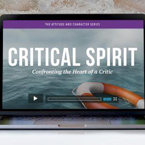 Critical Spirit Video Course
