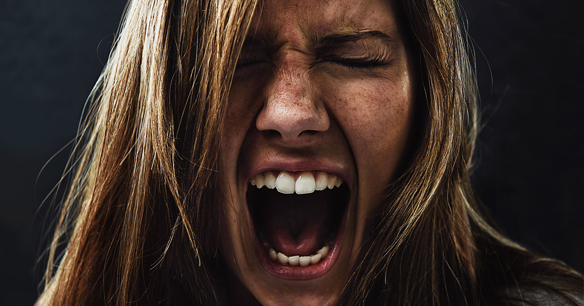What is God's Heart on Anger