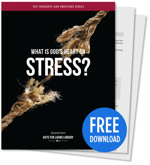 What is God's Heart on Stress? - PDF