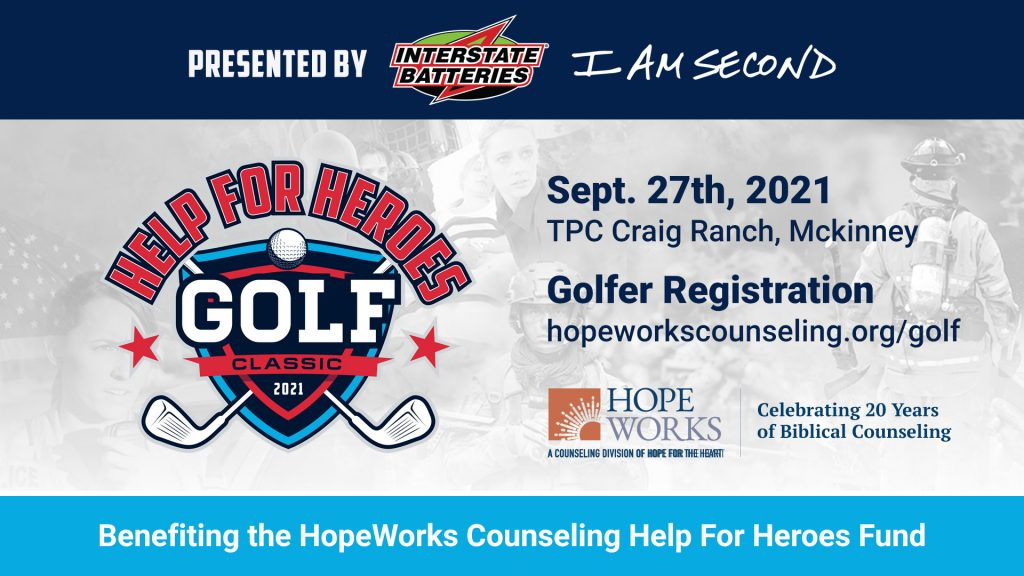 Help for Heroes Golf Classic